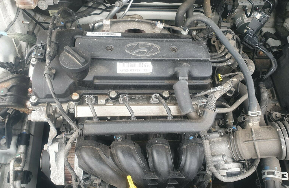 HYUNDAI G4LA engine for sale