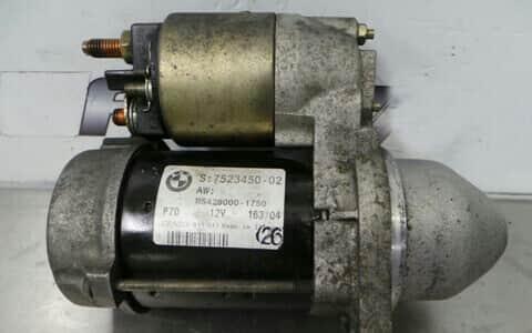 starter motor engines