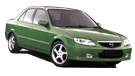 Mazda 323 Engines for sale