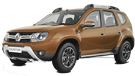 Renault Duster engine